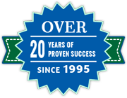 Over 20 years of proven success in tutoring business